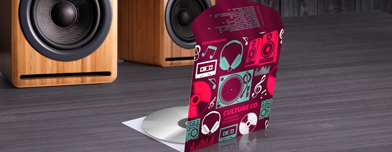 envelope para CD com encaixe - sup_300g metalizado 4x0